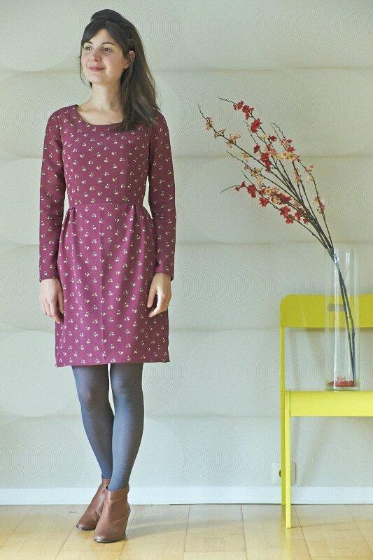 Robe Liege Romanne Couture 6