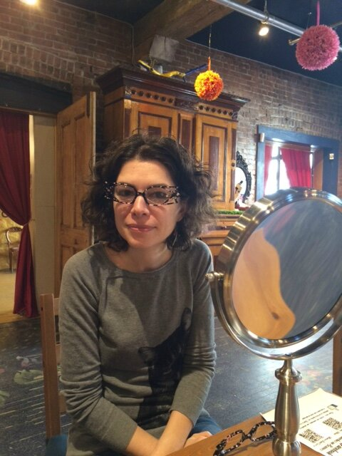Julie chez Branchés