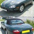JAGUAR - XK8 Cabriolet - 2000