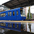 Keikyû Blue sky Train 600 series, Shinagawa station