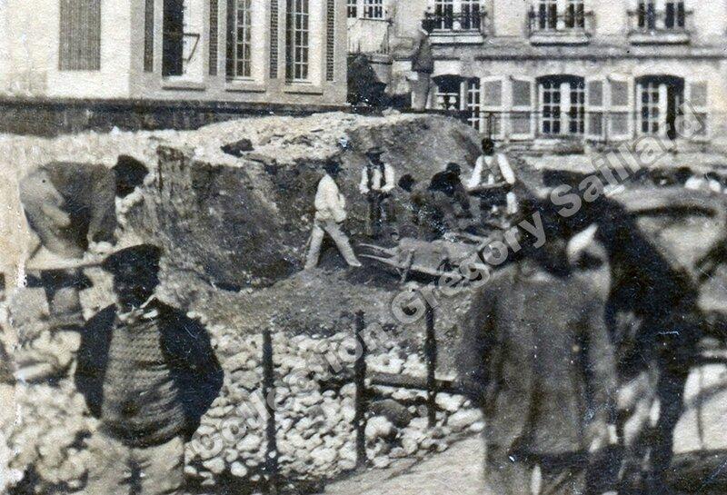Démolition remparts ALG
