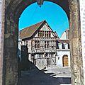 Joigny - maison du XVI siècle
