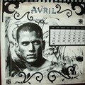 Calendrier prison break (9)