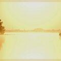 brume matinale à Longarisse