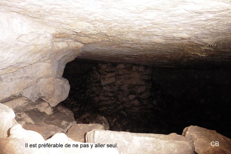 La carrière souterraine de Mont L Evèque 008