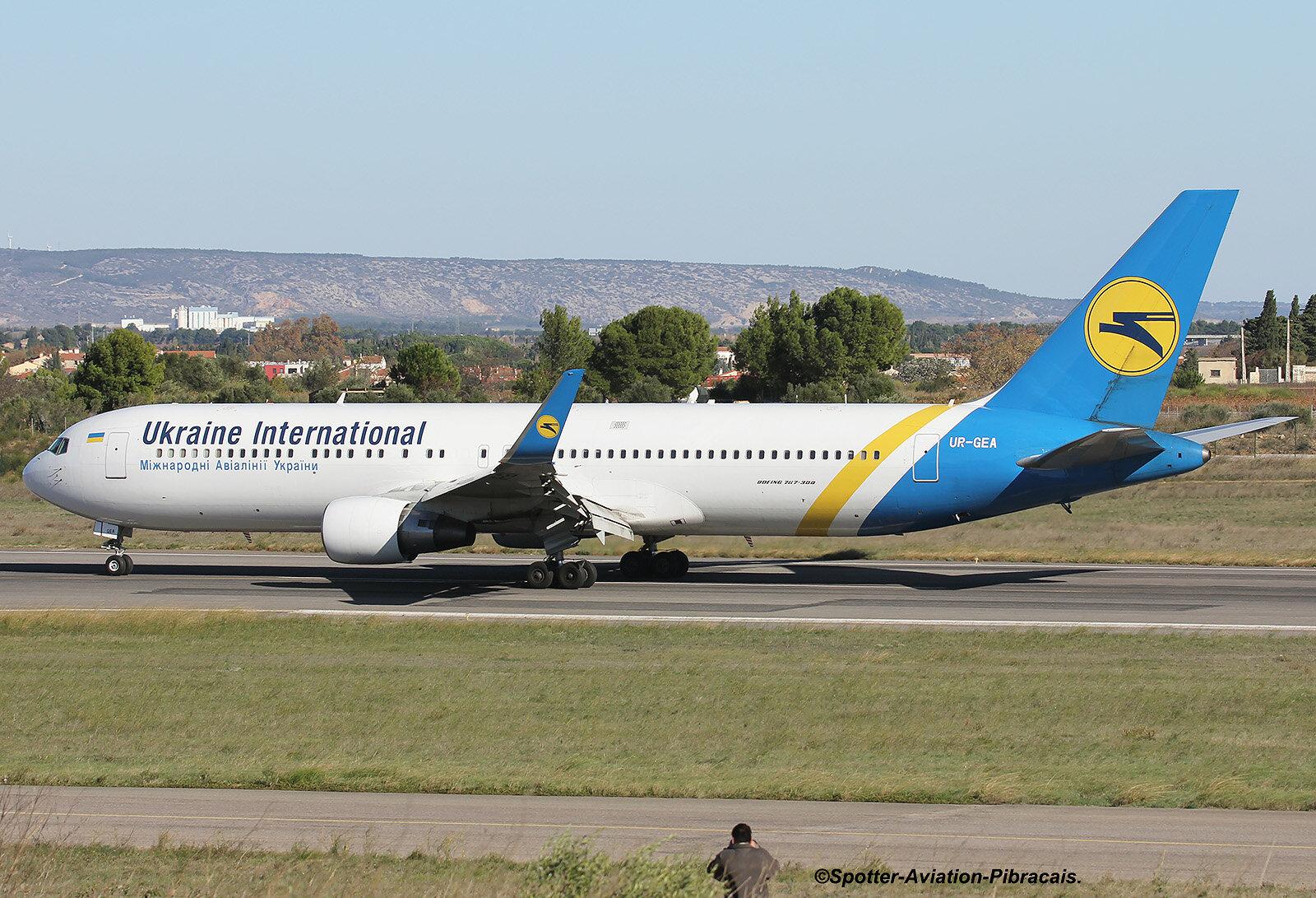 Ukraine International Airlines (UIA)