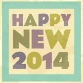 23516168-happy-new-2014-carte-de-style-vintage
