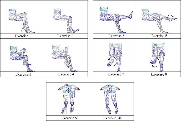 vein trombosis aventis exercise