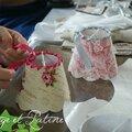 Cottage et Patine stage fabrication d'abat jours (5)
