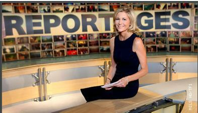 CLAIRE CHAZAL - REPORTAGES - TF1 - 27 OCTOBRE 2012