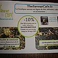 The saveur cafe