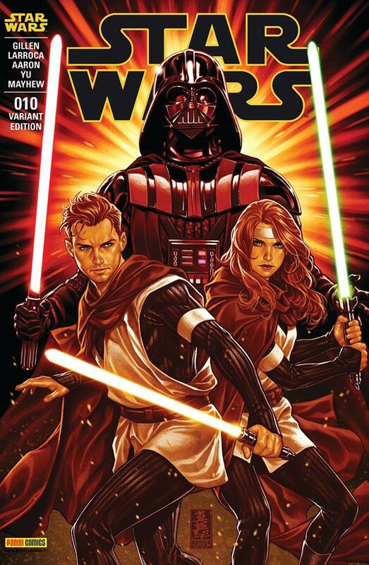 panini star wars 10 cover 2
