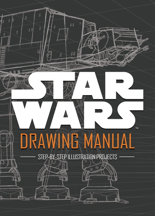 egmont star wars drawing manual