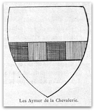 Les Aymer de la Chevalerie z