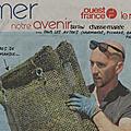 Metiers de la mer: la propagande mensongère de ouest-france diffusée gratuitement en normandie occidentale