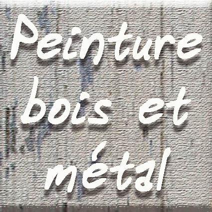 icone album peinture bois metal