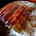 Unagi ... l'anguille dans tous ses états ...