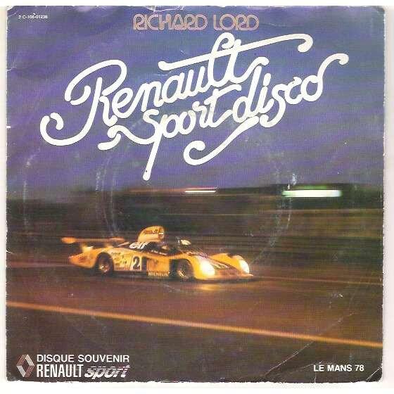 renault sport disco