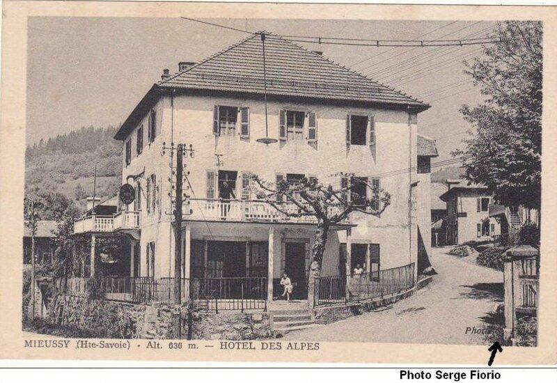Cartes Postales Serge Fiorio