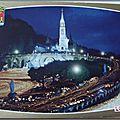 Lourdes 2 - basilique illuminée