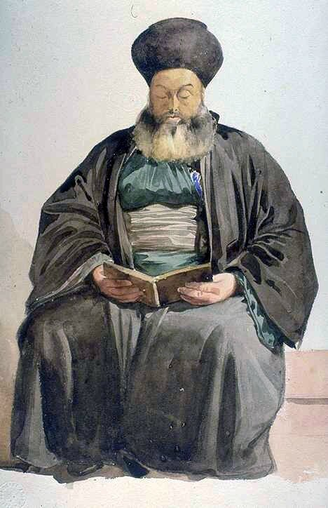 prêtre arménien