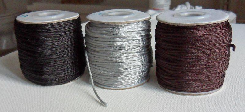 Cordons & gros grains élastiques 008