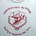 Souvenir de bourg st maurice 1969