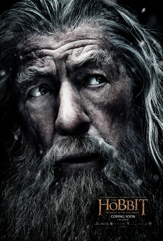 Gandalf The Hobbit The Battle of the five armies movie