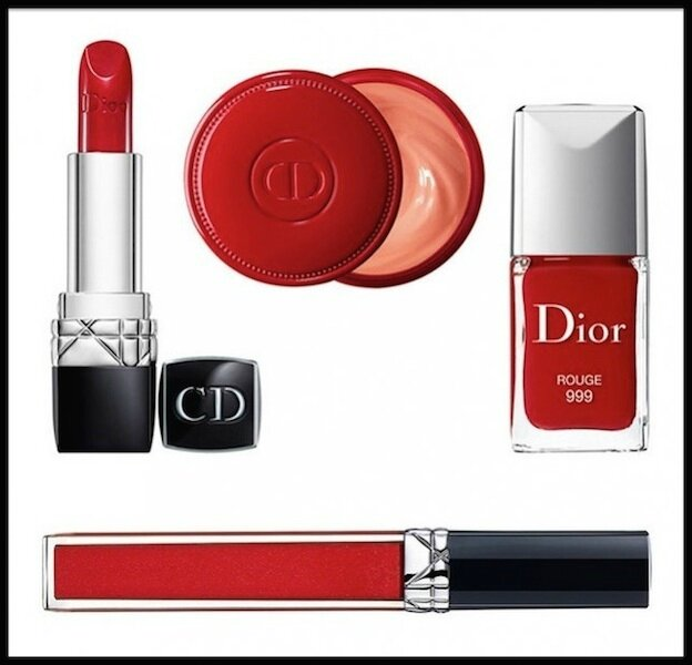 dior collection rouge 999 2