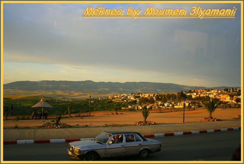 Lotissement al Andalouss Vers Sidi Baba