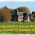 SARS LA BRUYERE le 12/11/2017
