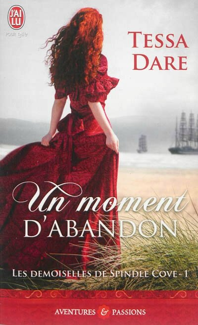 Les demoiselles de Spindle Cove, Un moment d'abandon