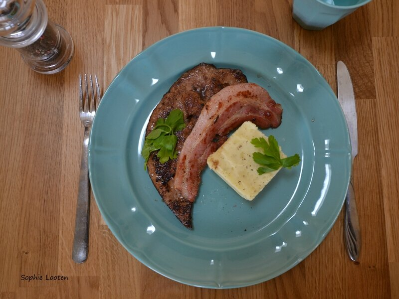 Foie de veau à l'anglaise2