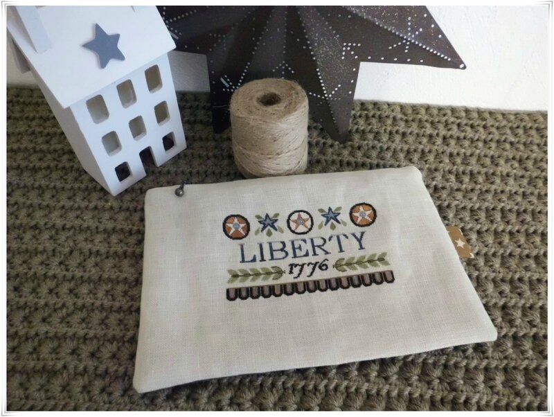 Trousse Liberty 7