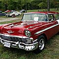 Chevrolet bel air nomad wagon-1956