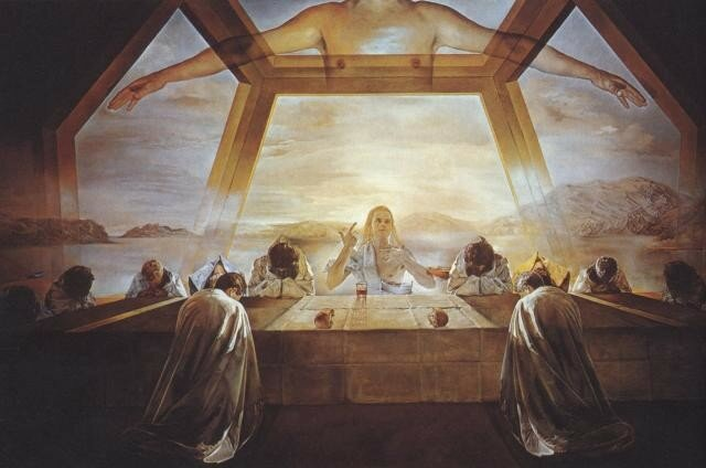 _The Last Supper, 1955.