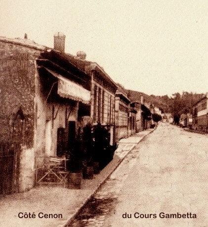 Ruaud cours Gambetta 0021 coté Cenon texte
