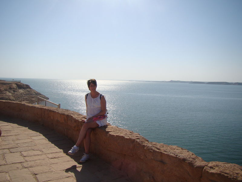 Au lac Nasser