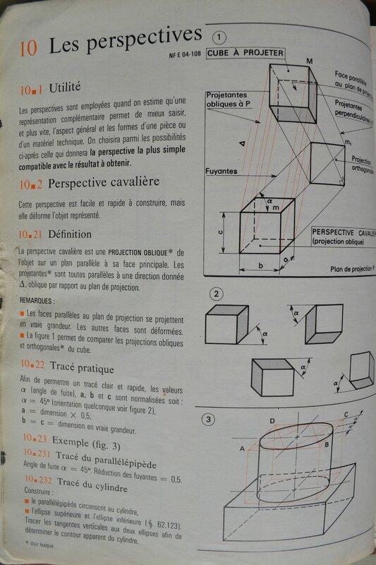 Cours De Dessin Technique Marpen Formation Ebenisterie Taille De