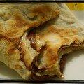Pâte à crèpes légère