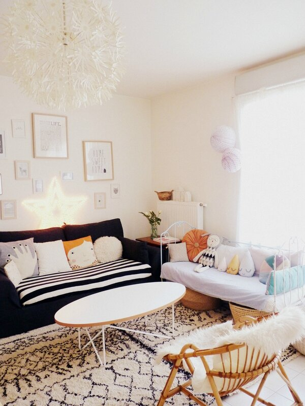 la redoute tapis salon femandm. Black Bedroom Furniture Sets. Home Design Ideas