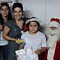 con la tía Viviana y Barbara
