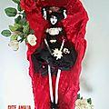 Aurora Beau Pré,vampire doll