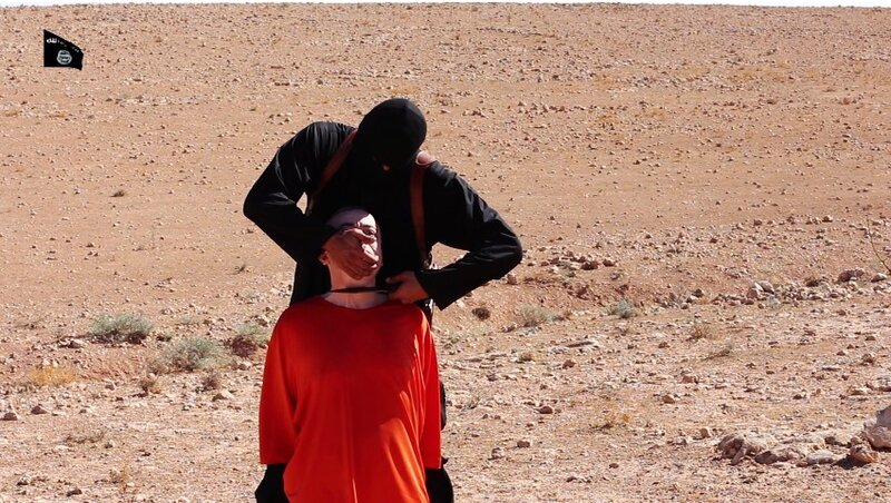 ISIS beheading - Iraqi News - 4 oct 2014