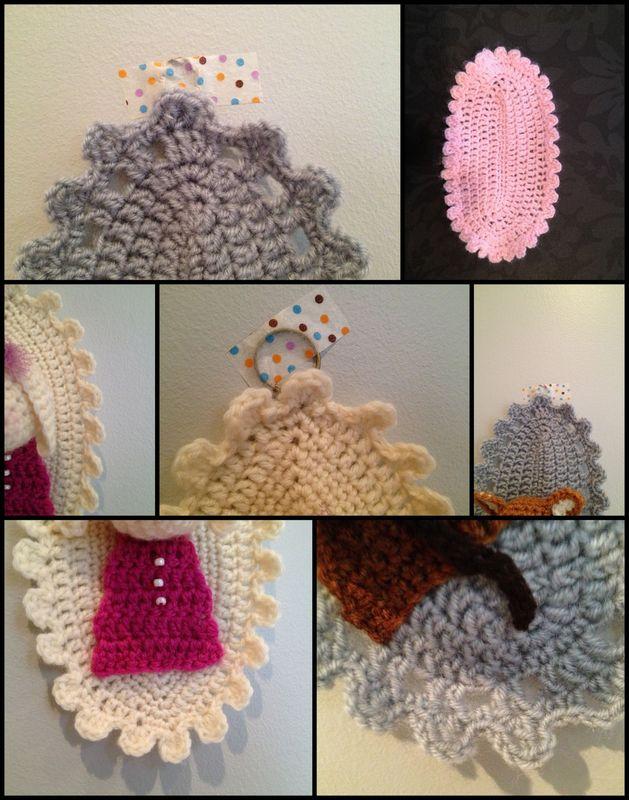 bordures crochet
