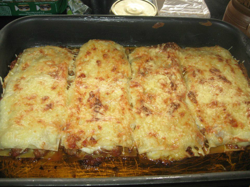Les lasagnes de Andrée