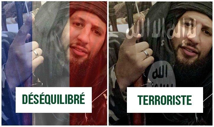 déséquilibré-terroriste