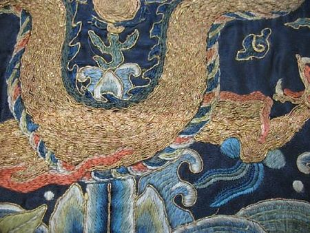 A_pair_of_blue_silk_ground_embroidered_dragon_badges4