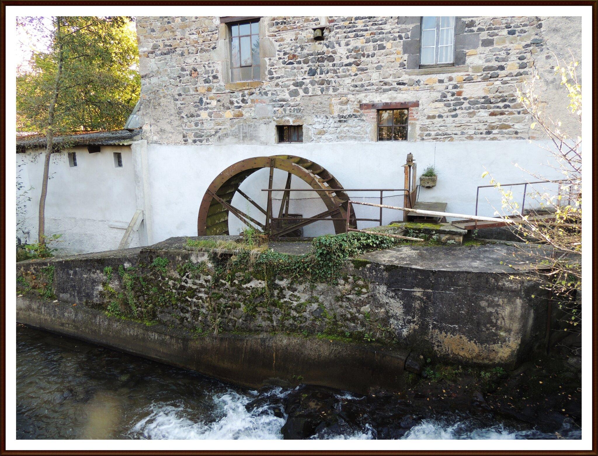 Le Moulin des Roches (Les Martres de Veyre) (6)