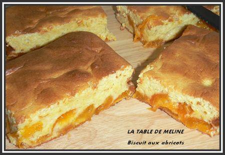 Biscuit aux abricots 007